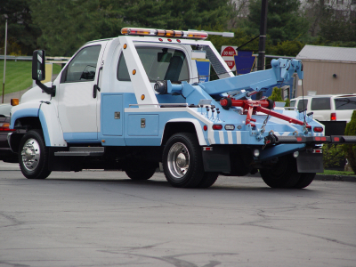 San Diego, CA. Tow Truck Insurance